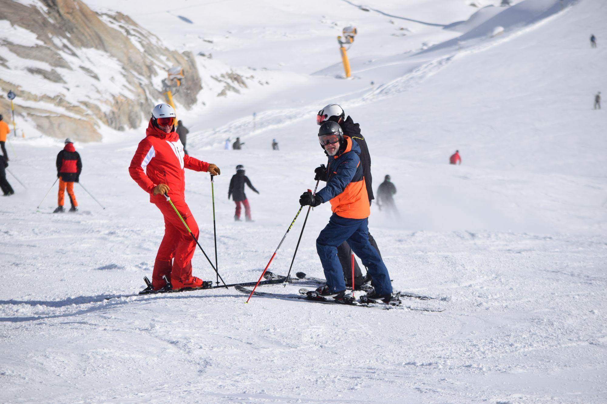 Cours de ski Adultes dès 15 ans pour Tous niveaux