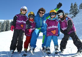 Kids Ski Lessons (6-12 years) - Low Season - All Levels