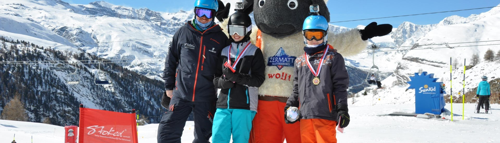 Skikurs für Teens (13-18 Jahre) - Fortgeschritten