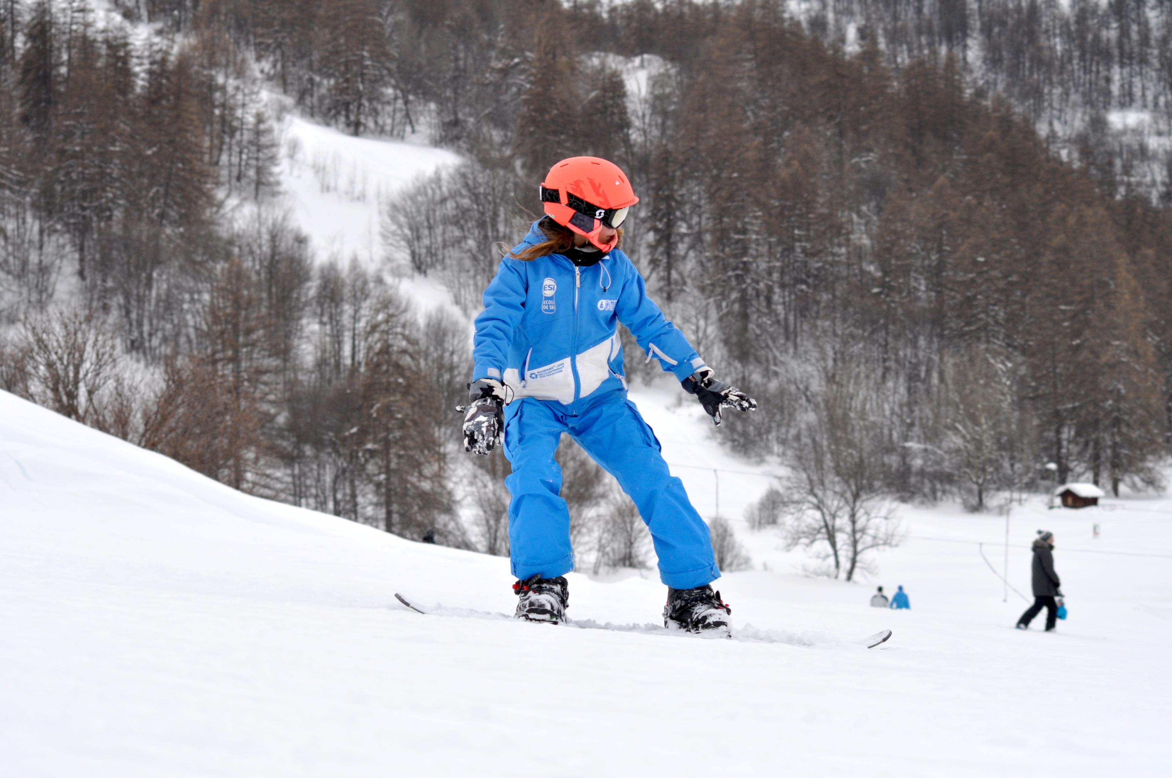 Skilessen voor kinderen vanaf 9 jaar voor alle niveaus