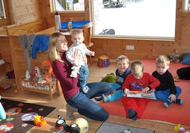 Childcare (1.5-5 years) in the Akti Dragon House