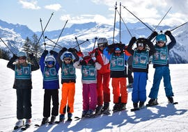 Kids Ski Lessons (5-14 years) - All Levels