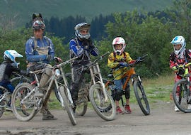 Mountain Bike Training in Les Gets - All Levels