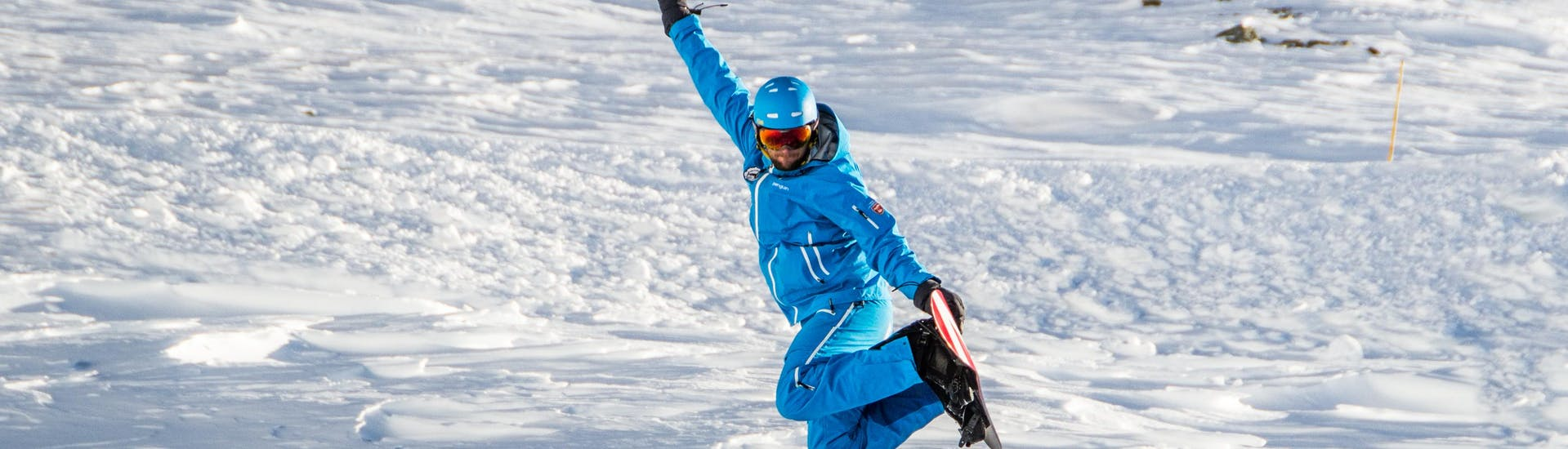 Freestyle Skiing Lessons for Youngsters (from 8 y.)