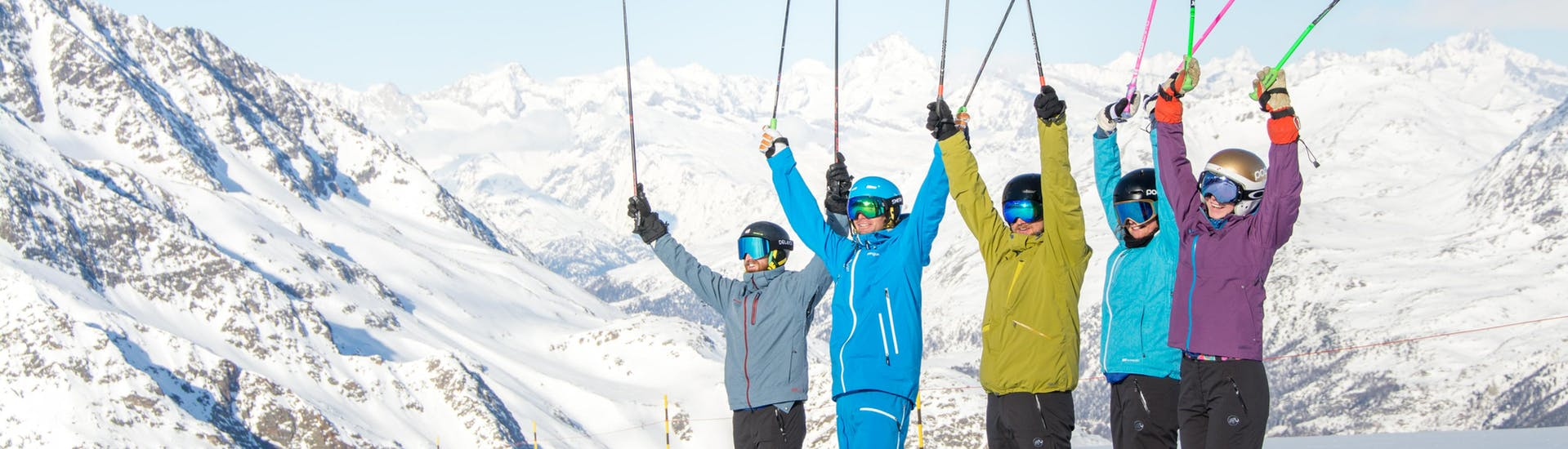 Discovery Adult Ski Lessons for First Timers