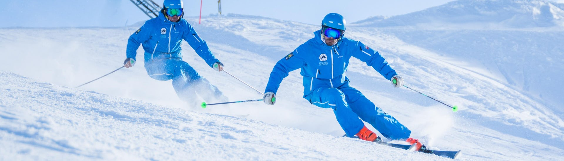 Ski Lessons for Adults - All Levels