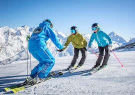 Ski Instructor Private for Adults – All Levels