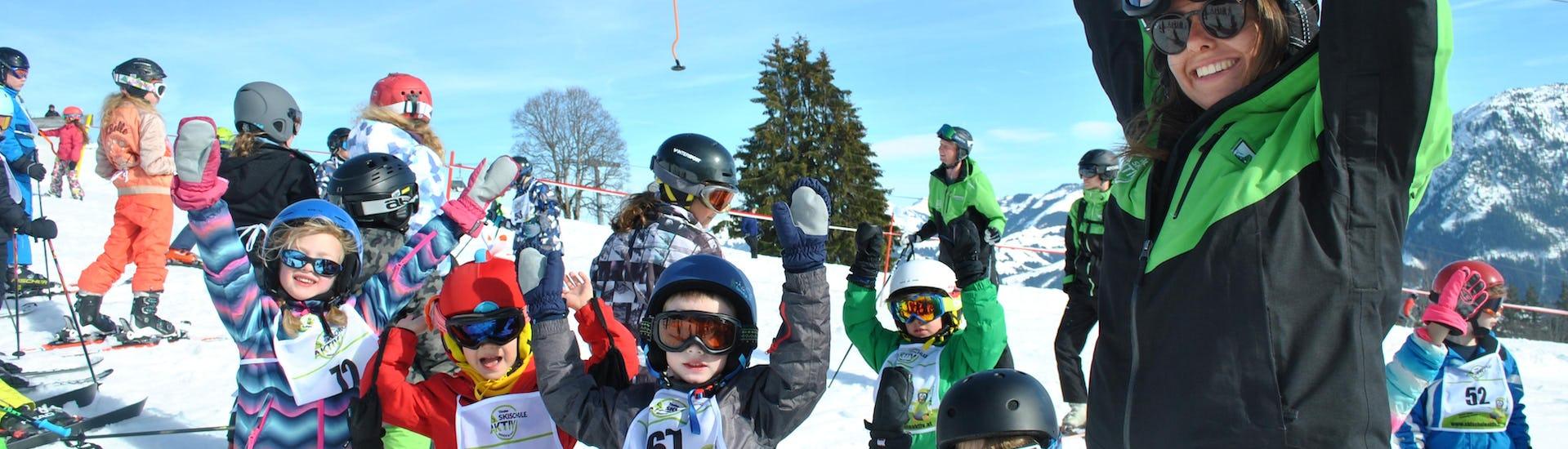 """Skikurs """"Bambini"""" für Kinder (3-4 Jahre) - Anfänger"""