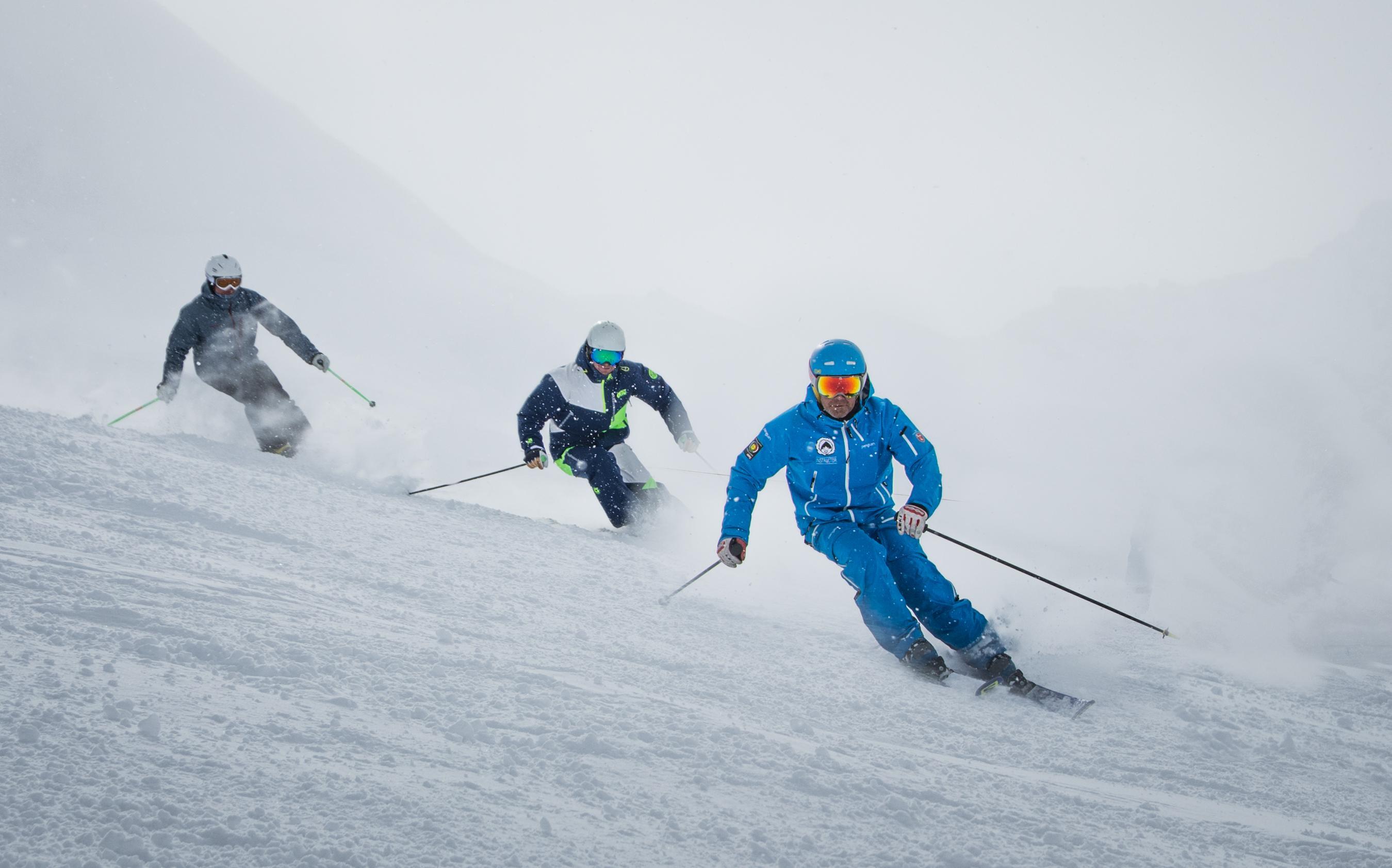 Cours de ski Adultes - Expérimentés