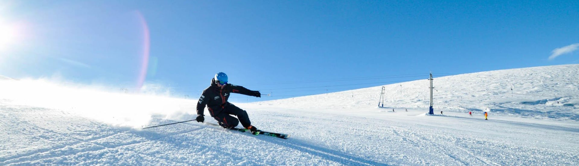 Telemark Instructor Private for Adults