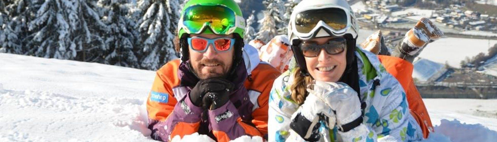 Cours de ski Adultes pour Tous niveaux avec Skischule Toni Gruber Alpendorf - Hero image