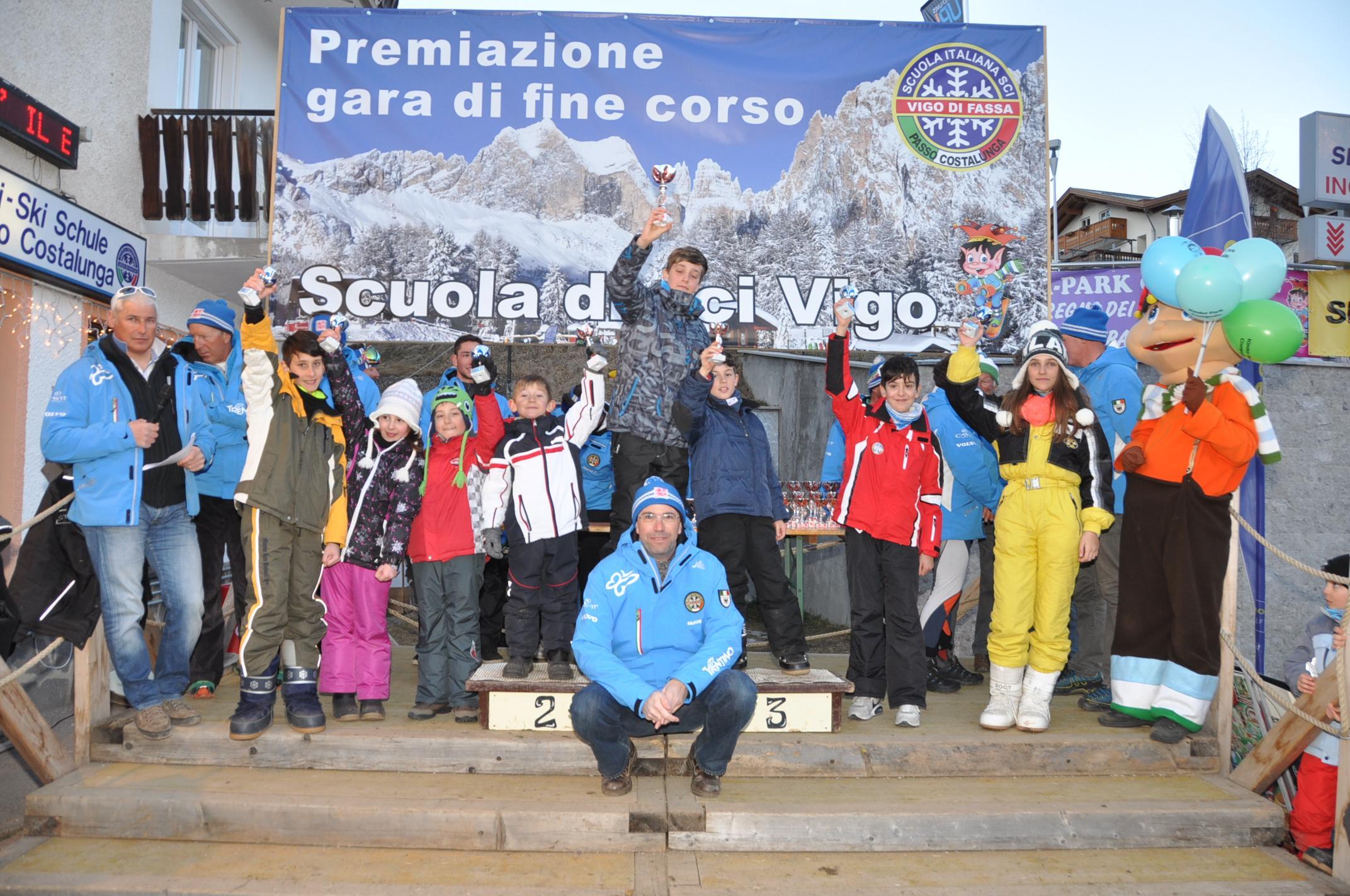 Skilessen voor kinderen - gevorderd