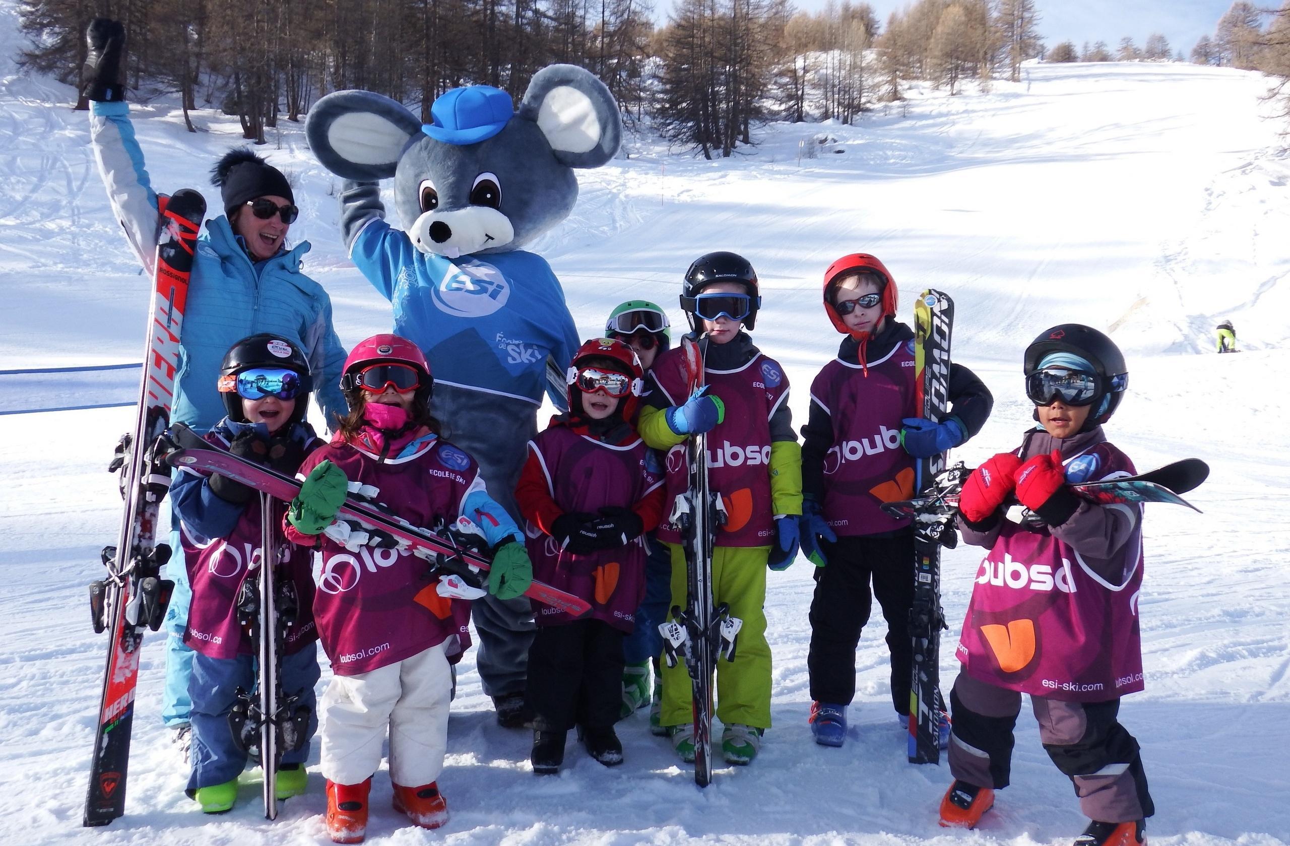 Cours de ski Enfants (5-12 ans) - Après-midi - Vacances