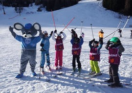 Kids Ski Lessons (5-12 years) - Morning - All Levels