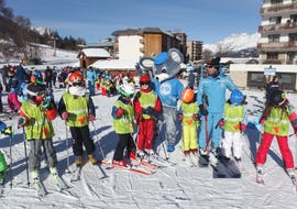 Kids Ski Lessons (5-12 years) - Afternoon - 23-28 February