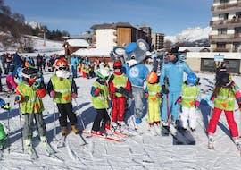 Skilessen voor kinderen vanaf 5 jaar voor alle niveaus met ESI Praloup