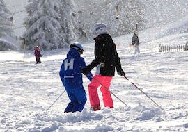 """Kids Ski Lessons """"MAX6"""" (from 6 y.) for Beginners"""