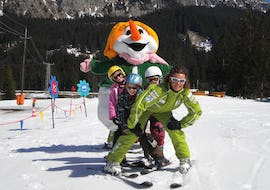 Ski Lessons for Kids (3-16 years) - Half Day - All Levels