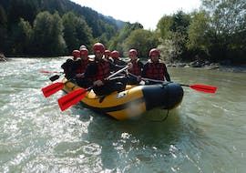 Rafting on the Enns River in Schladming
