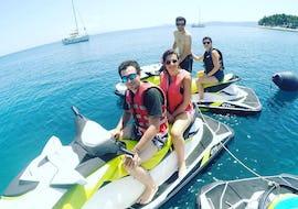 Jet Ski Tour to Čiovo Island - Split