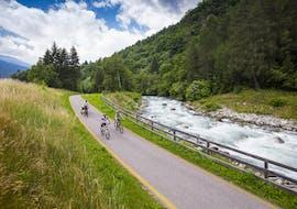 Tour in E- Mountain Bike in Val di Sole - Facile