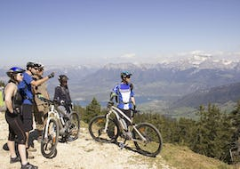 E-Mountain Bike Tour in Embrun - All Levels