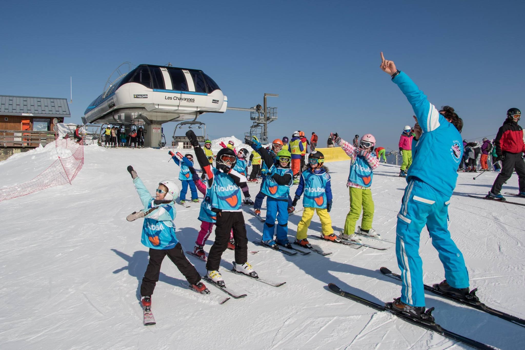 Cours de ski Enfants (4-13 ans) pour Skieurs expérimentés