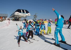 Skilessen voor kinderen vanaf 4 jaar - ervaren met Ski School 360 Les Gets