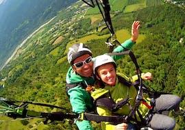 "Tandem Paragliding ""Gentle 30 min"" - Barre des Ecrins"