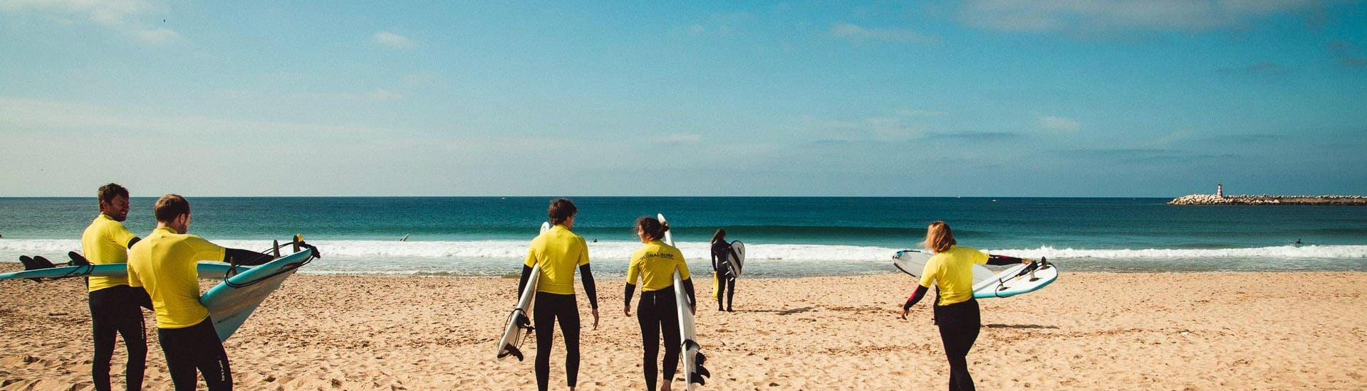 Surfing Week Lesson for Kids & Adults - All Levels
