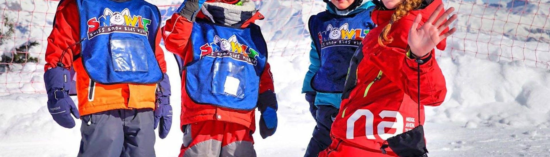 Ski Lessons Kids (5-12 years) - Incl. Equipment - Nendaz