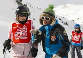 Cours de ski Enfants (5-12 ans) - Haute saison - Arc 1950