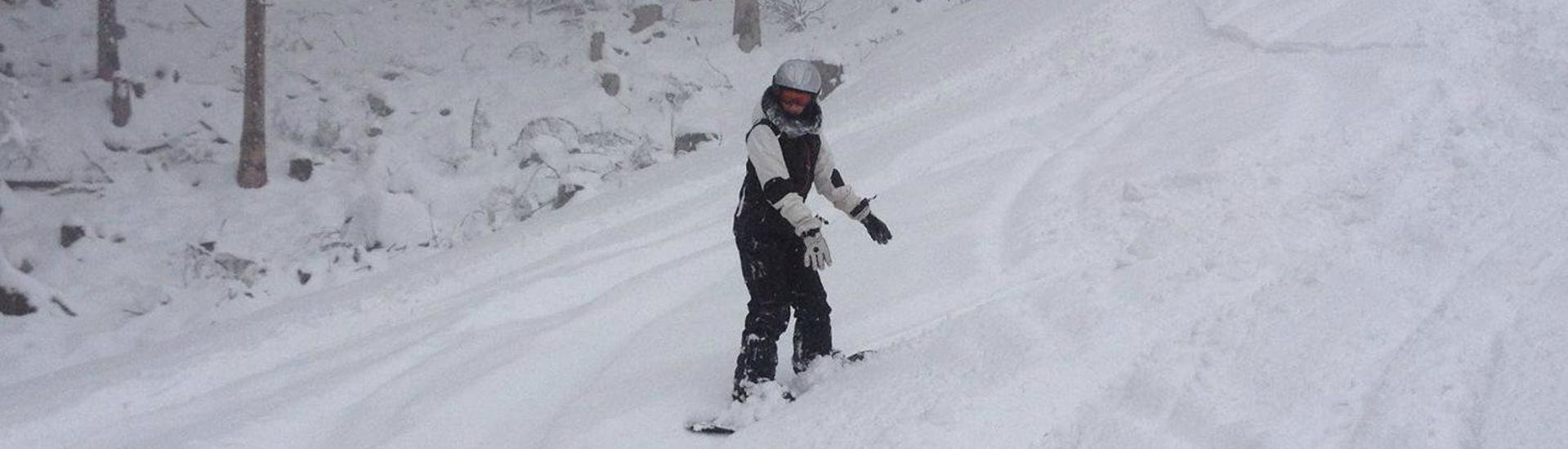Privélessen snowboarden - Alle leeftijden en niveaus