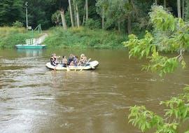"""Bootsverleih """"Lange Tour"""" von Leisnig - Freiberger Mulde mit Wassersport Sachsen - Grimma an der Mulde"""