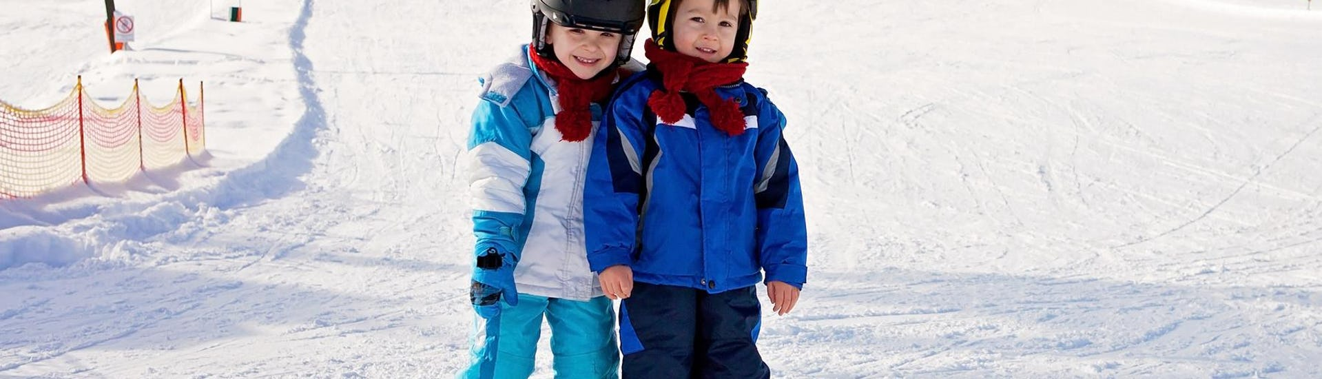 "Ski Lessons ""Kids Wonderland"" (from 3 years) - Beginners"
