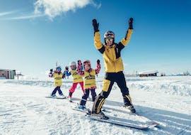 Cours de ski Enfants dès 4 ans pour Débutants avec Ski- & Snowboardschool Florian Kleinarl
