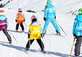 Ski Lessons Kids (5-15 years) - Les Carroz - Afternoon