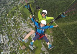 Tandem Paragliding for Kids (4-12 years)