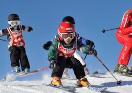 "Ski Lessons ""Piou-Piou"" (3-6 years) - February"