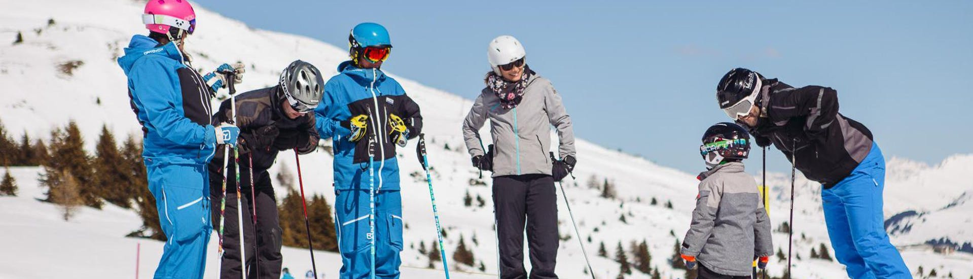 Private Ski Lessons for Families of All Levels