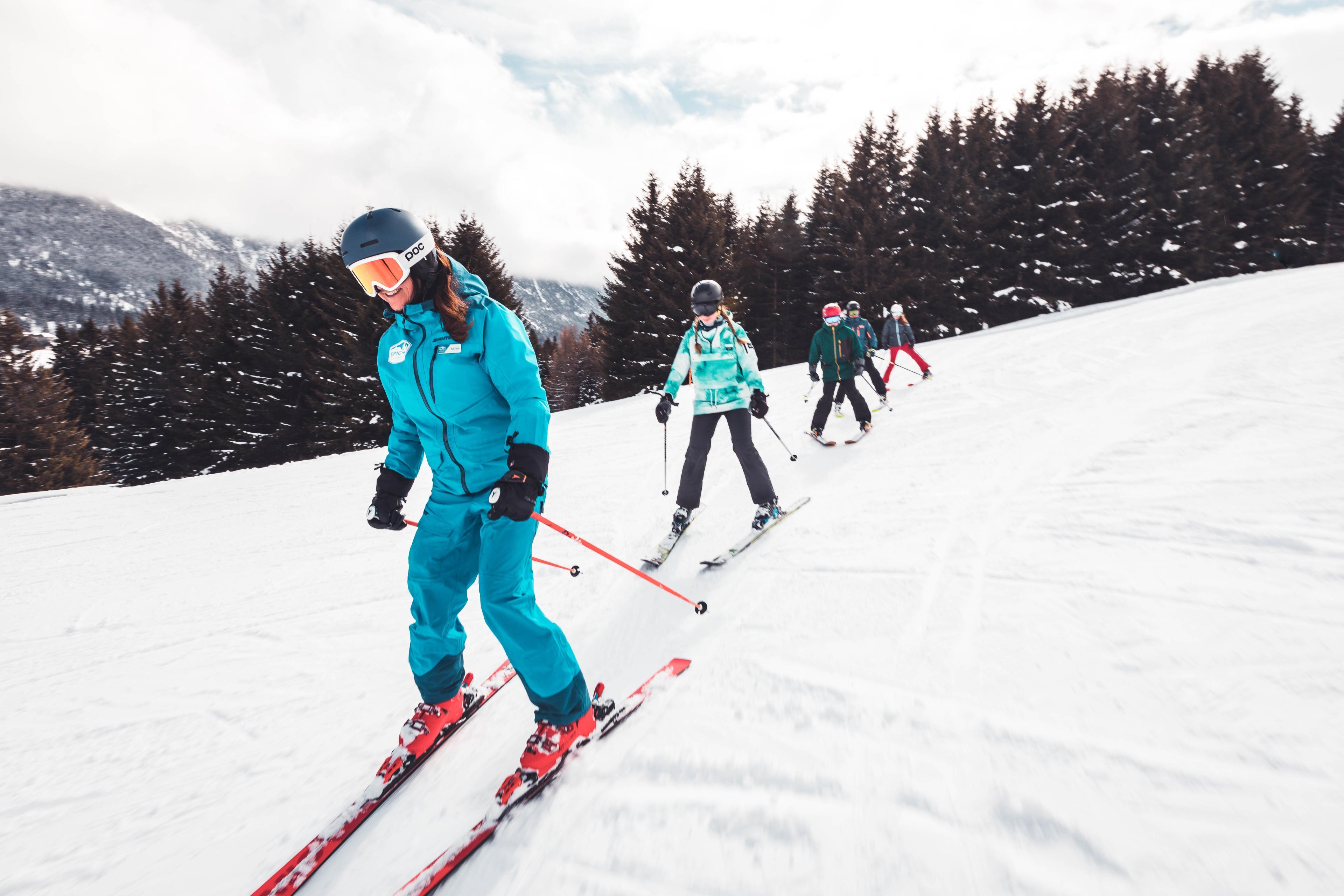 Cours de ski Adultes dès 18 ans pour Débutants