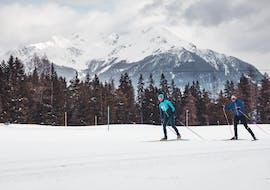 Lezioni private di sci di fondo per tutti i livelli