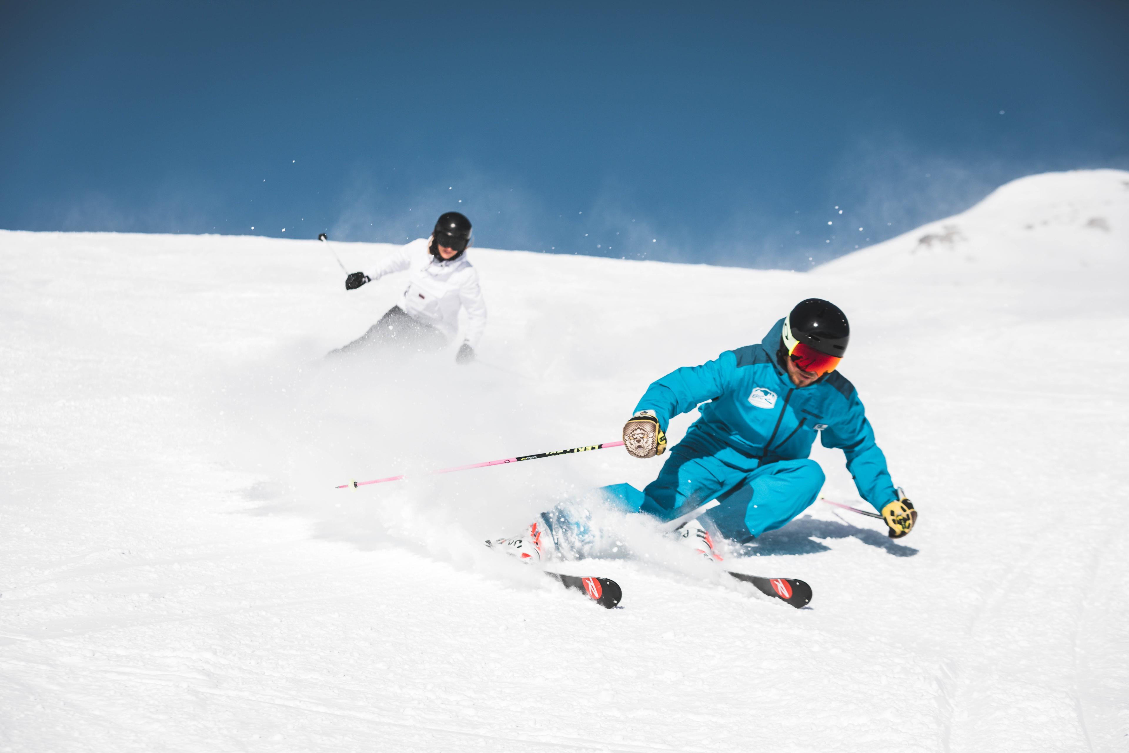 Cours de ski Adultes dès 18 ans - Avancé
