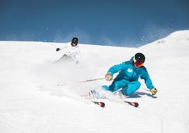 Adult Ski Lessons for Advanced Skiers with Epic Lenzerheide