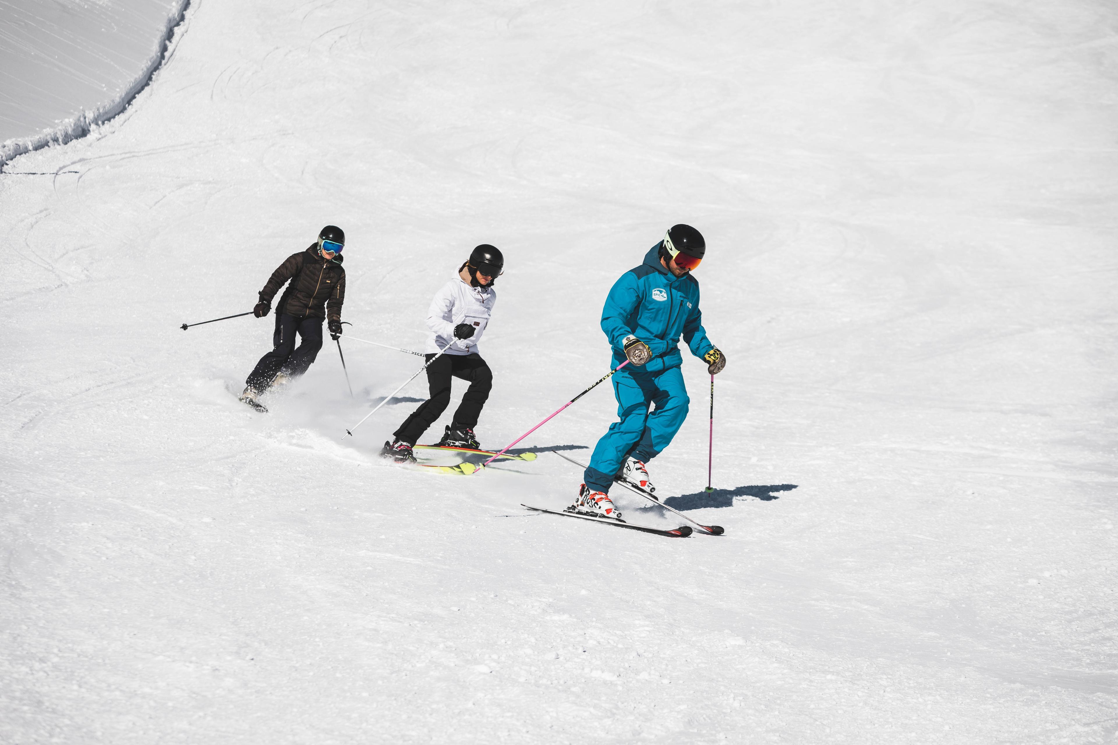 Cours de ski Adultes dès 18 ans - Intermédiaire