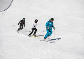 Adult Ski Lessons for Intermediate Skiers with Epic Lenzerheide