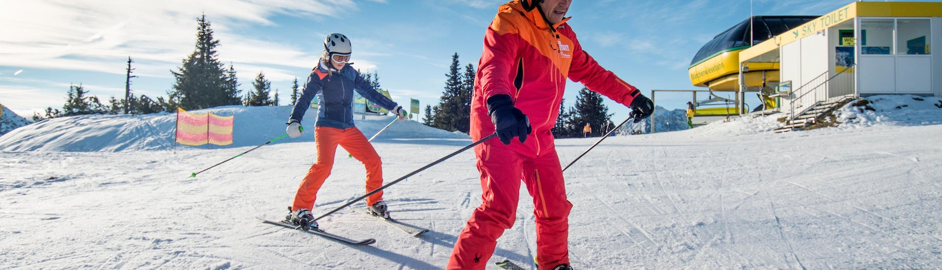 Ski Lessons Adults - Planai - First timer