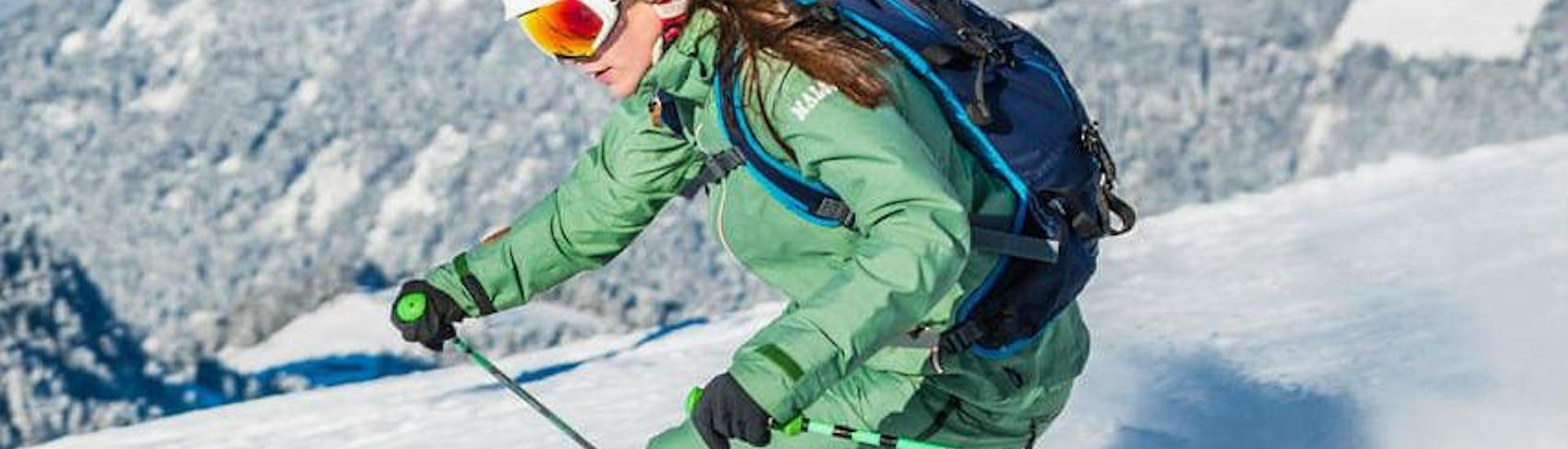 Skikurs für Erwachsene - Fortgeschritten