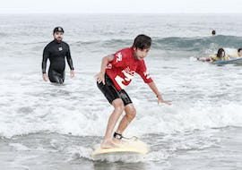 Private Surfing Lessons - Marinella Beach - All Levels