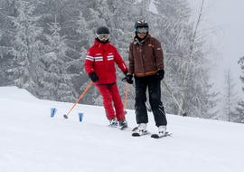 Ski Lessons for Adults - High Season - Afternoon